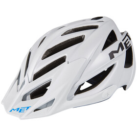 MET Terra Bike Helmet white